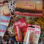 Blistex Happy Lips New York & Paris