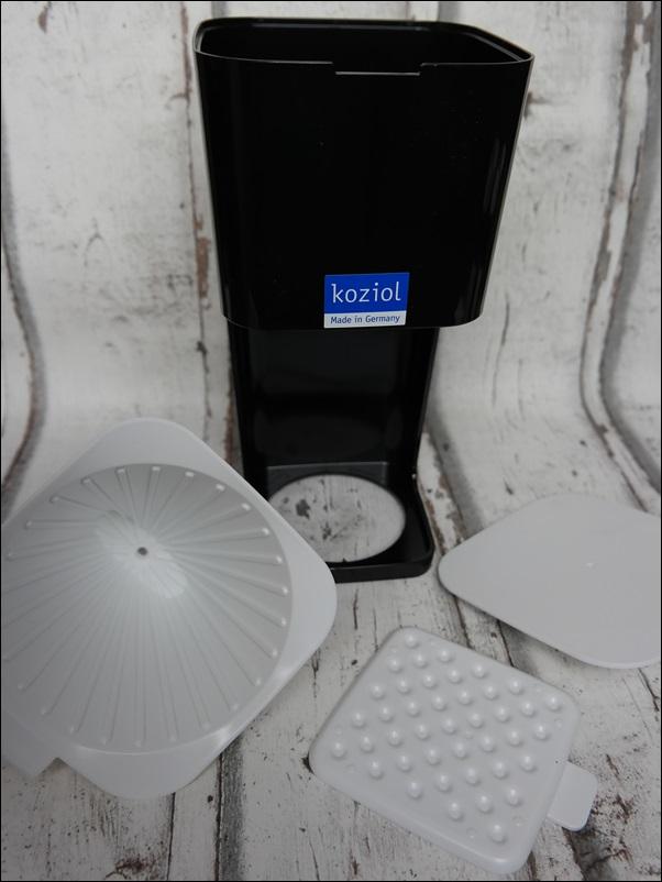 kaffee f r eine tasse mit dem koziol kaffeeaufbereiter. Black Bedroom Furniture Sets. Home Design Ideas