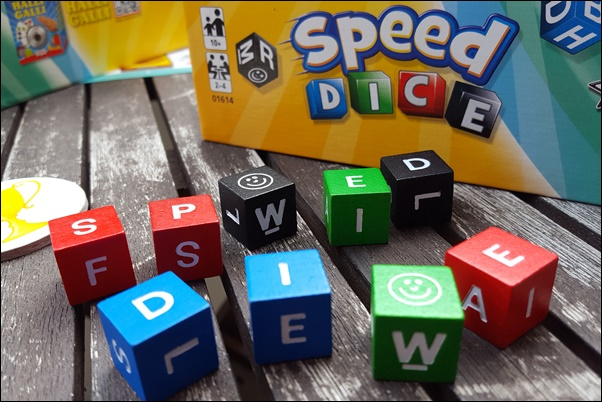 Amigo Speed Dice