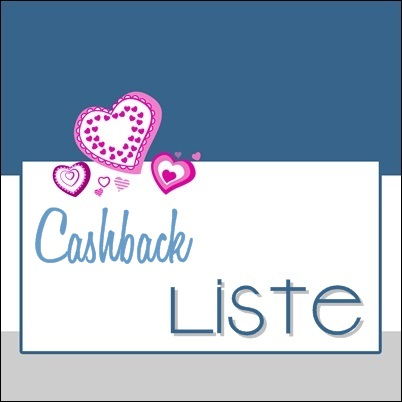 Cashback Liste Honey-loveandlike
