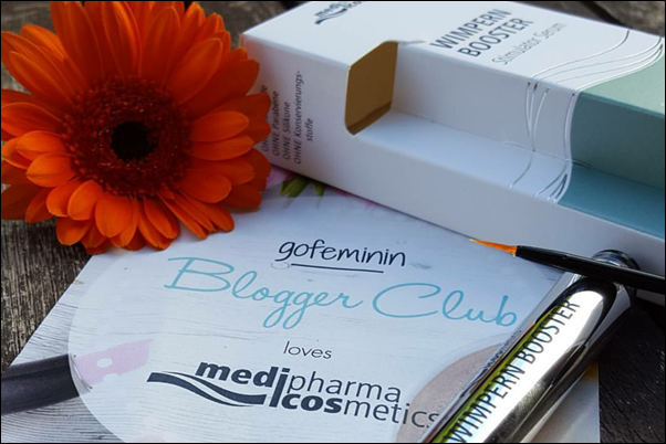 Medipharma Cosmetics Wimpernbooster
