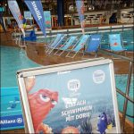 Disney Schwimm Spass Tour in Frankfurt 2016