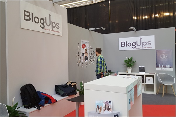 Ambiente 2017 Messe Frankfurt BlogUps Stand