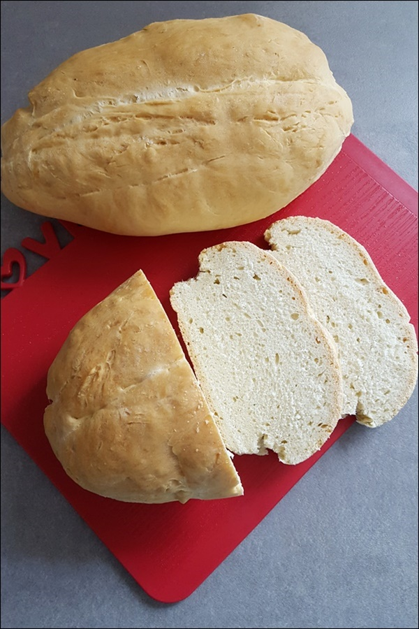 Brot zubereiten in der Krups iPrep&Cook Gourmet