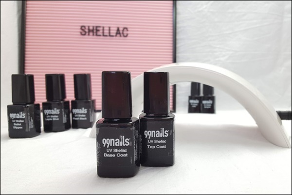 sch ne n gel zum selbermachen mit shellac set f r zuhause honey lifestyleblog. Black Bedroom Furniture Sets. Home Design Ideas