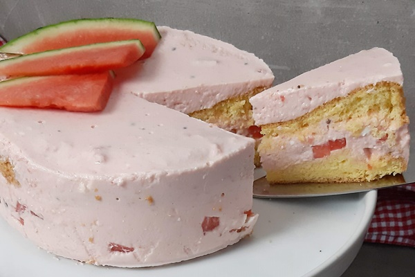 Weight Watchers Melonen-Torte 3 Punkte